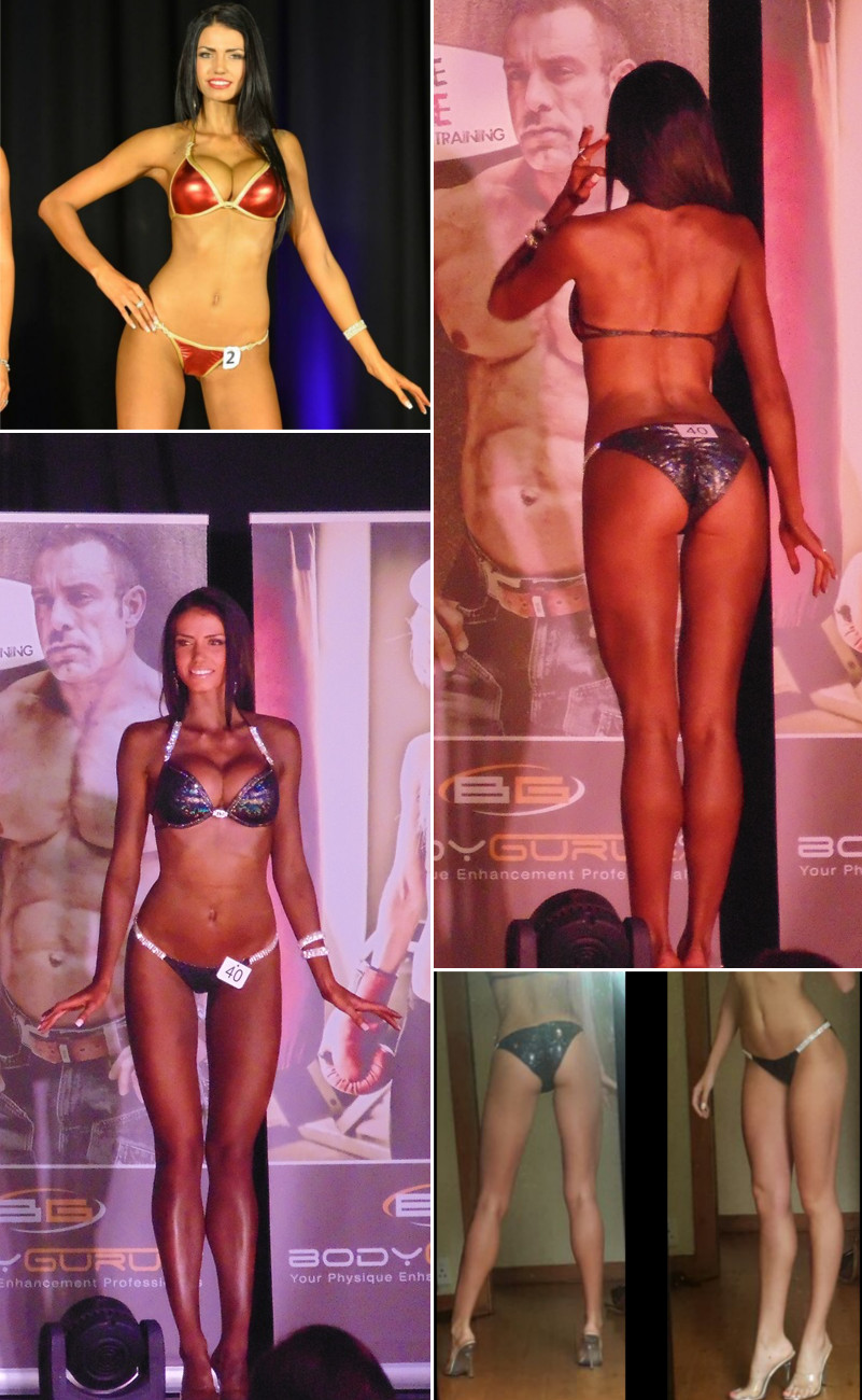Fitnish.com Interview With Beach Bikini Champ, Leana Viviers