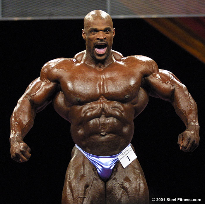 ronnie coleman should be the next president of the united states