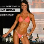 Fitnish.com Interview With Fitness Bikini Champ, Wourine Brink
