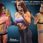 10 Motivational SA Female Athletes You Should Be Following! 2nd Edition