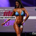 Leg Training And Full Leg Workout With Nicolene Booysen