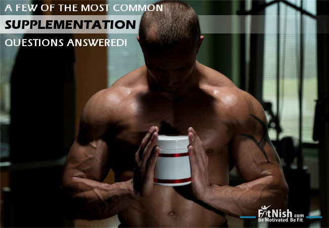 A few Of The Most Common Supplementation Questions ANSWERED!