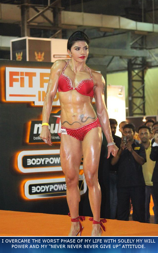 Interview With Gym Owner And Professional Athlete, Yashmeen Manak