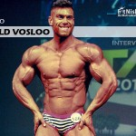 With WBFF Pro, Arnold Vosloo