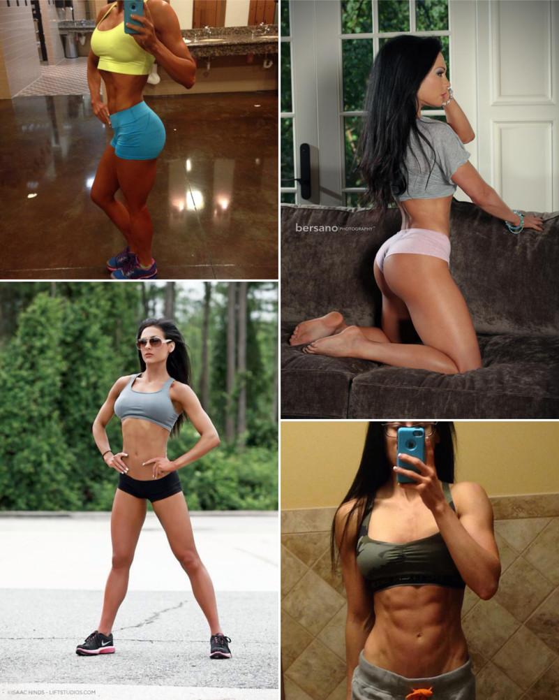 3 Time Ms. Bikini Olympia, Ashley Kaltwasser Motivation