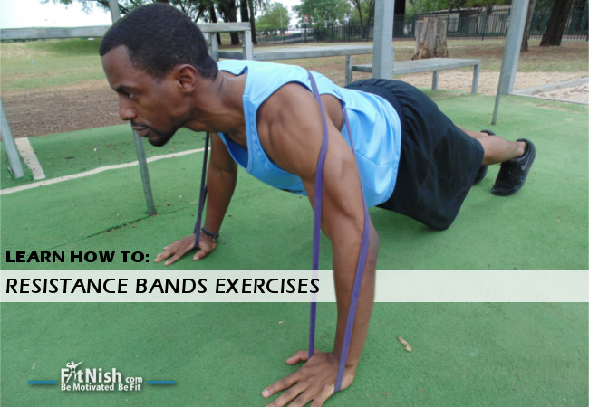 How To, Training With Rubber Resistance Bands