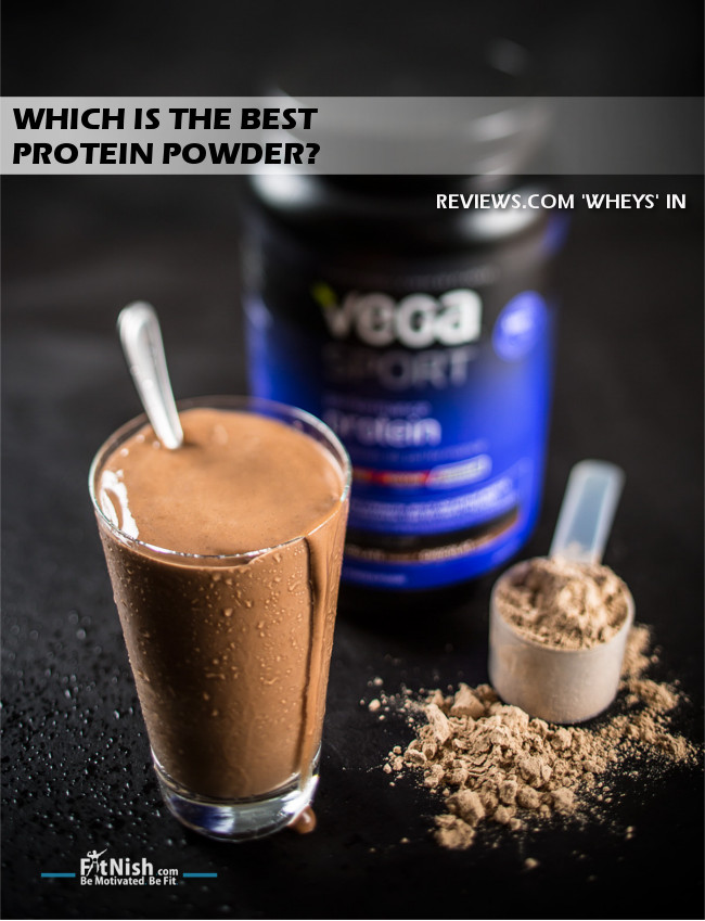 Which Is The Best Protein Powder? Reviews.com 'Wheys' In