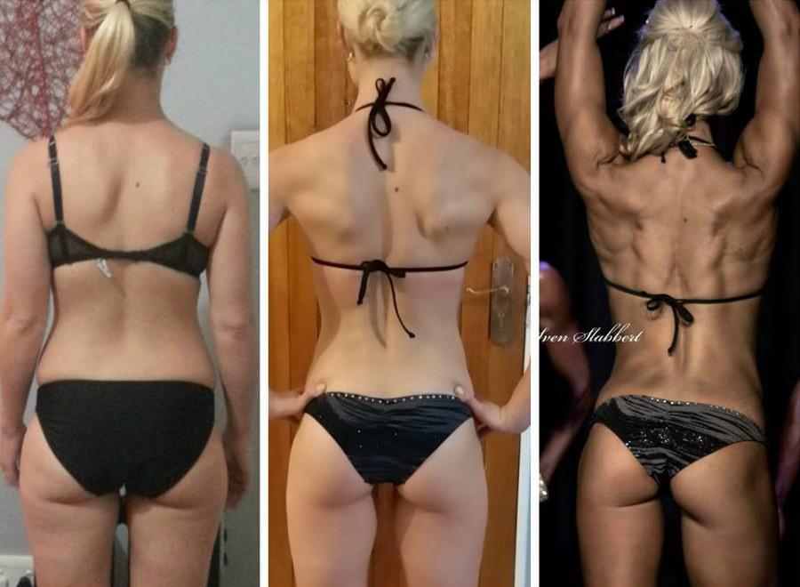Samantha Hunter - Fitness, Stage & Nutrition