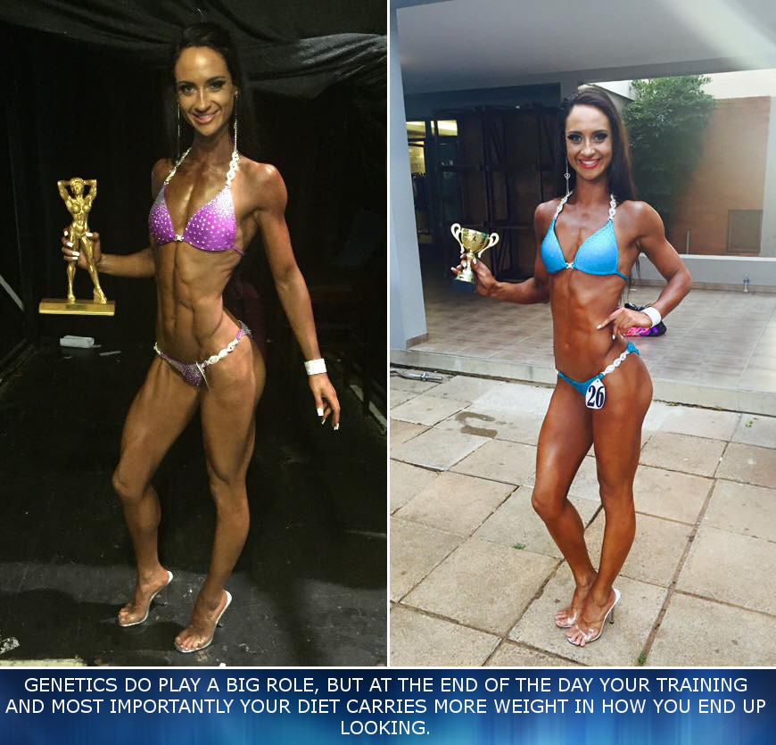 One On One With Up and Coming Nabba Fitness Bikini Champ, Natasha Martens