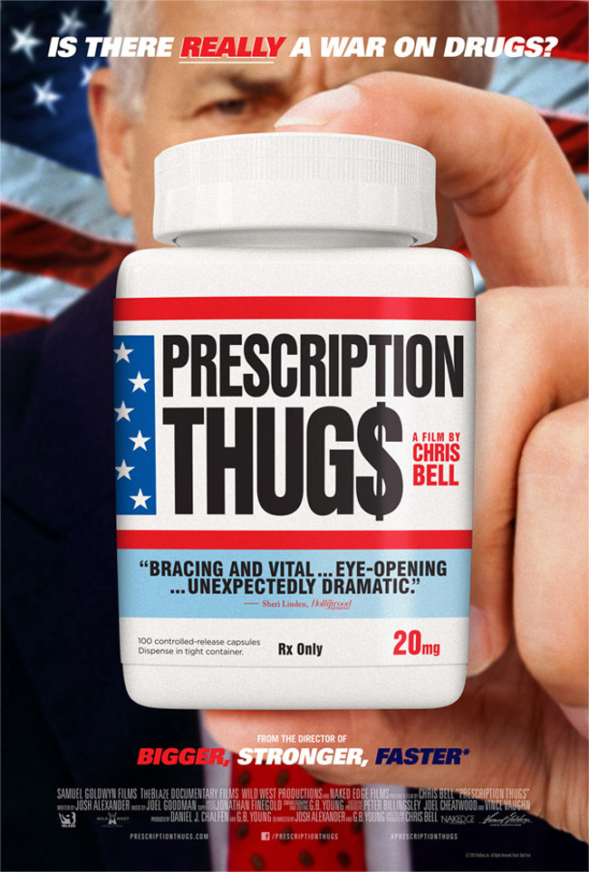 Prescription Thugs, A Chris Bell Documentary
