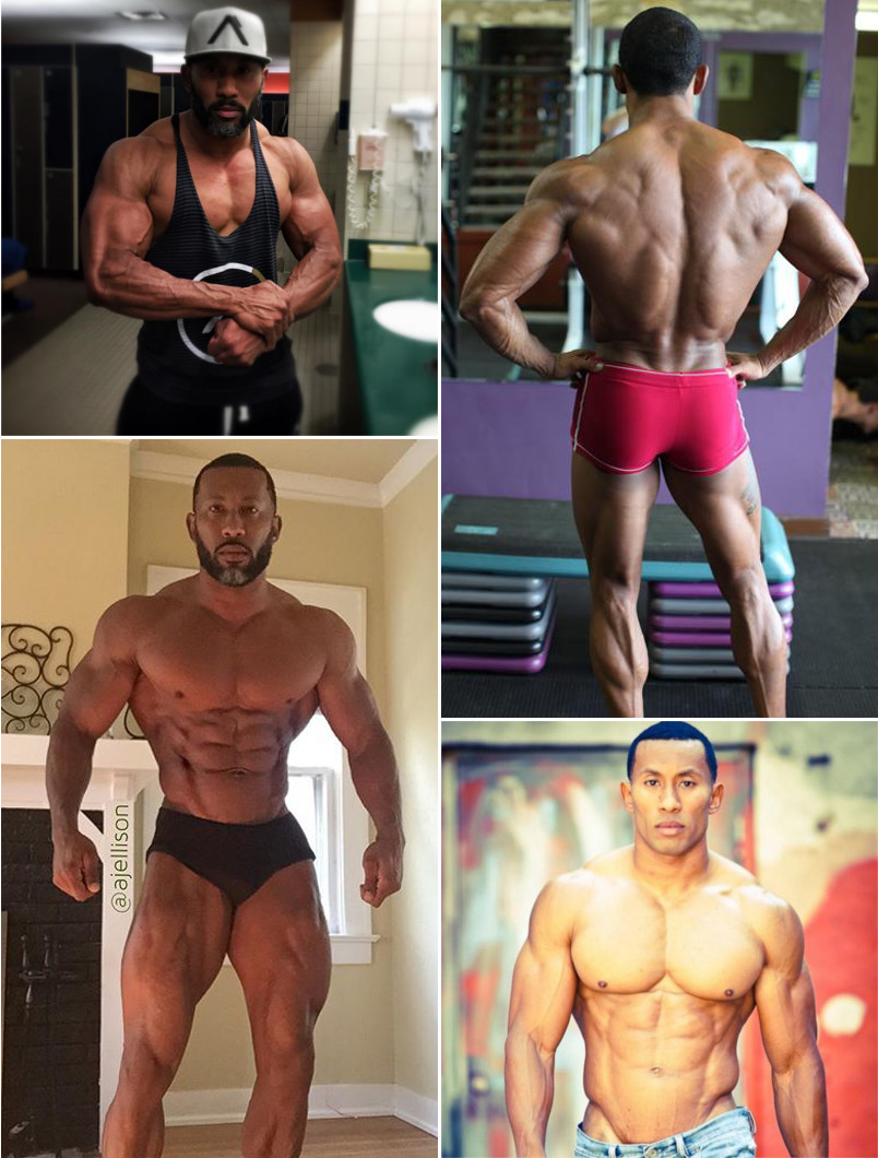 A.J. Ellison WBFF Pro Motivation