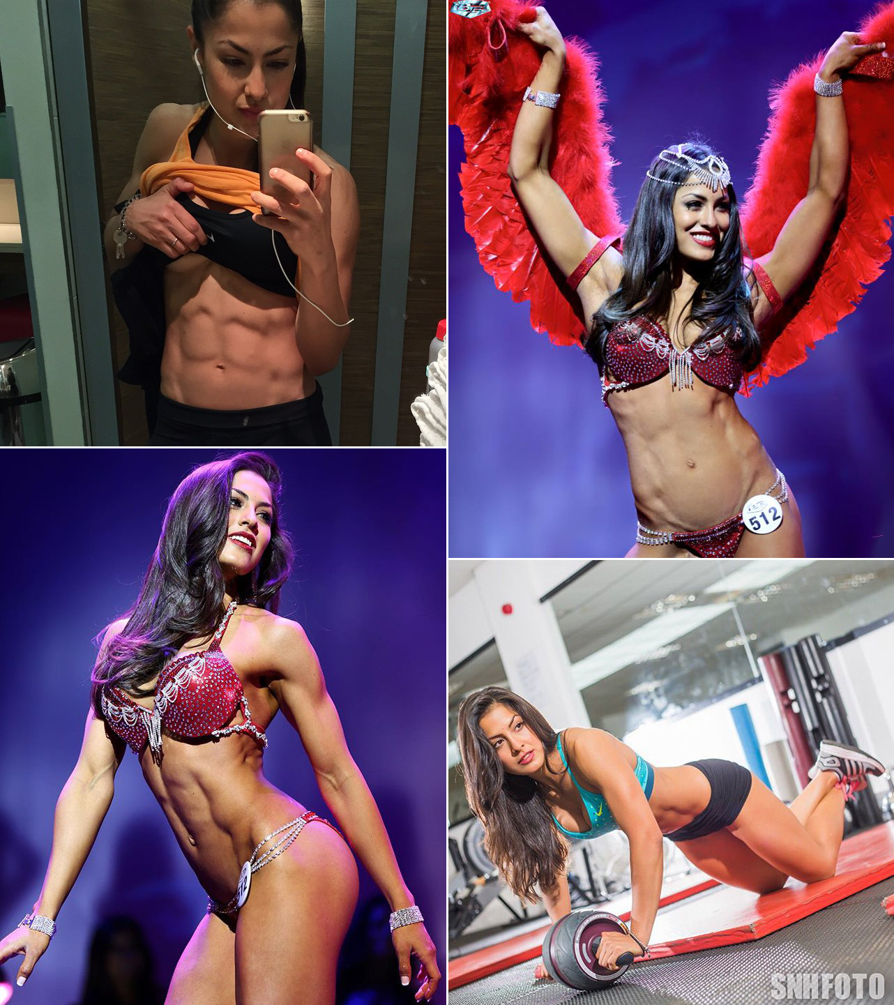 FitNish.com Interview With Personal Trainer And WBFF Pro, Cristina Silva