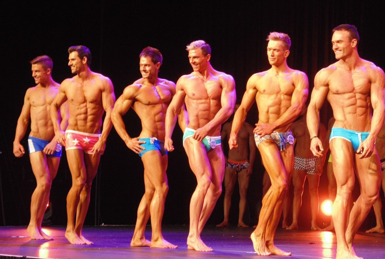 The Fit Five! 5 Tips For Getting Shredded And Preparing For A Competition