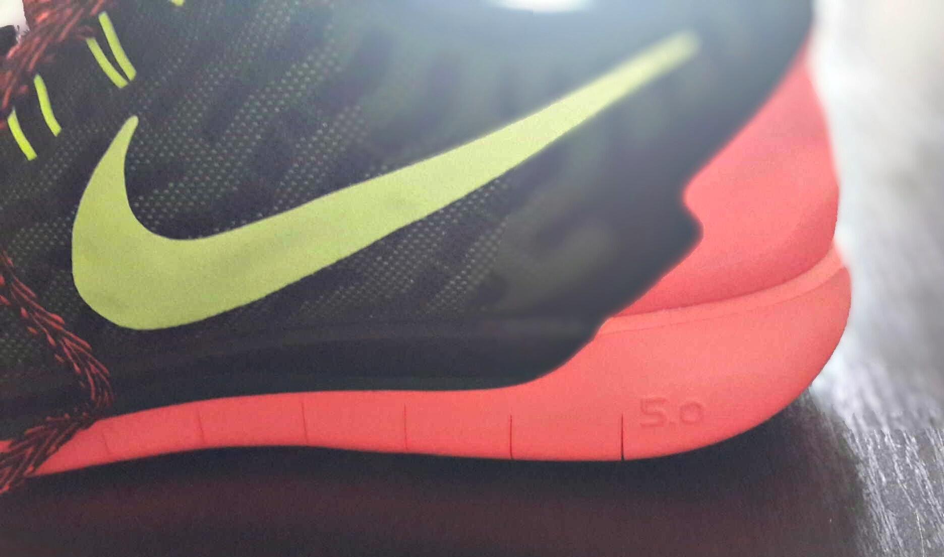 Nike Free 5.0 Print Running Shoe Review