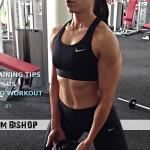 Leg Training Tips Plus Full Leg Workout by Dr. Kim Bishop!