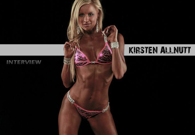 FitNish.com Interview With Fitness Athlete, Kirsten Allnutt