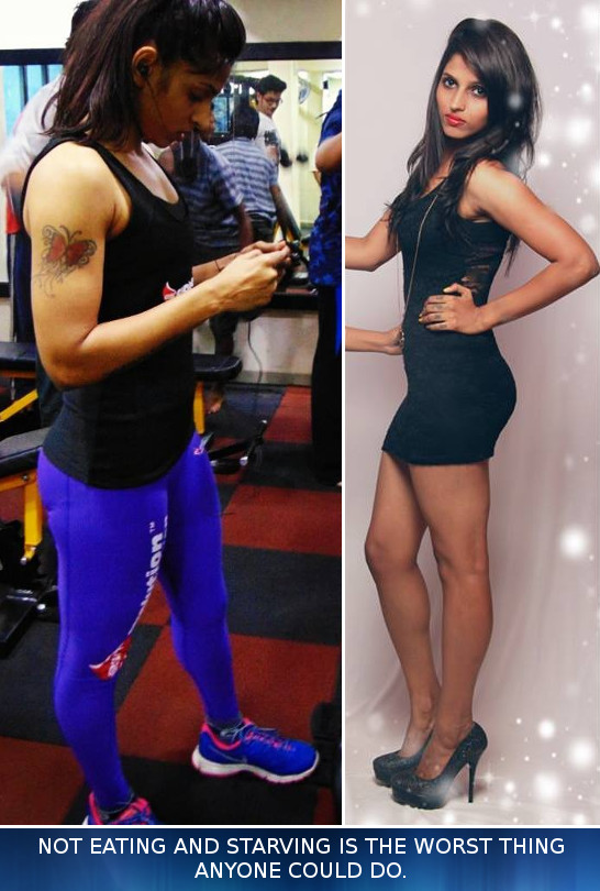 FitNish.com Interview One On One With ESN Sponsored Fitness Athlete From India, Shweta Sakharkar