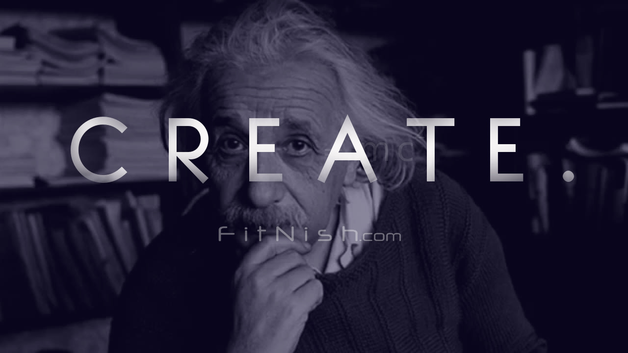 albert create einstein