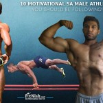 10 Motivational SA Male Athletes You Should Be Following! 4th Edition