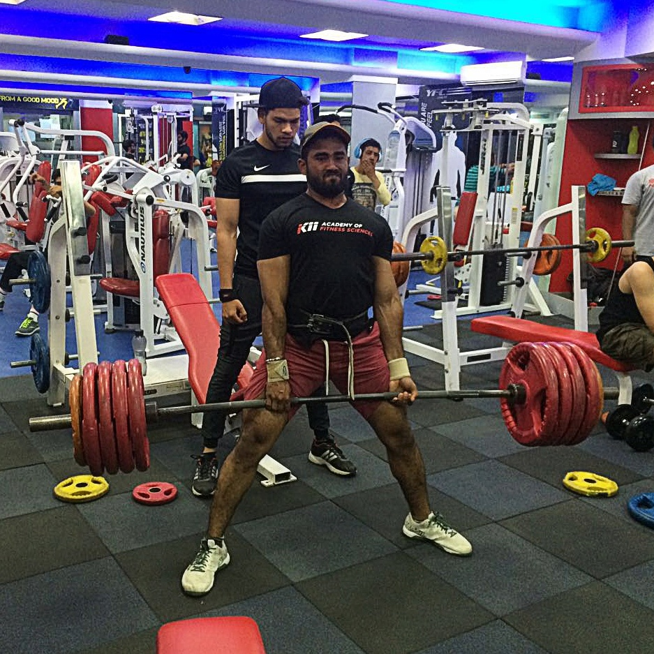 "fitnish.com interview With Indian Powerlifting + Calisthenics ""Powersthenics"" Athlete, SuperVinay"