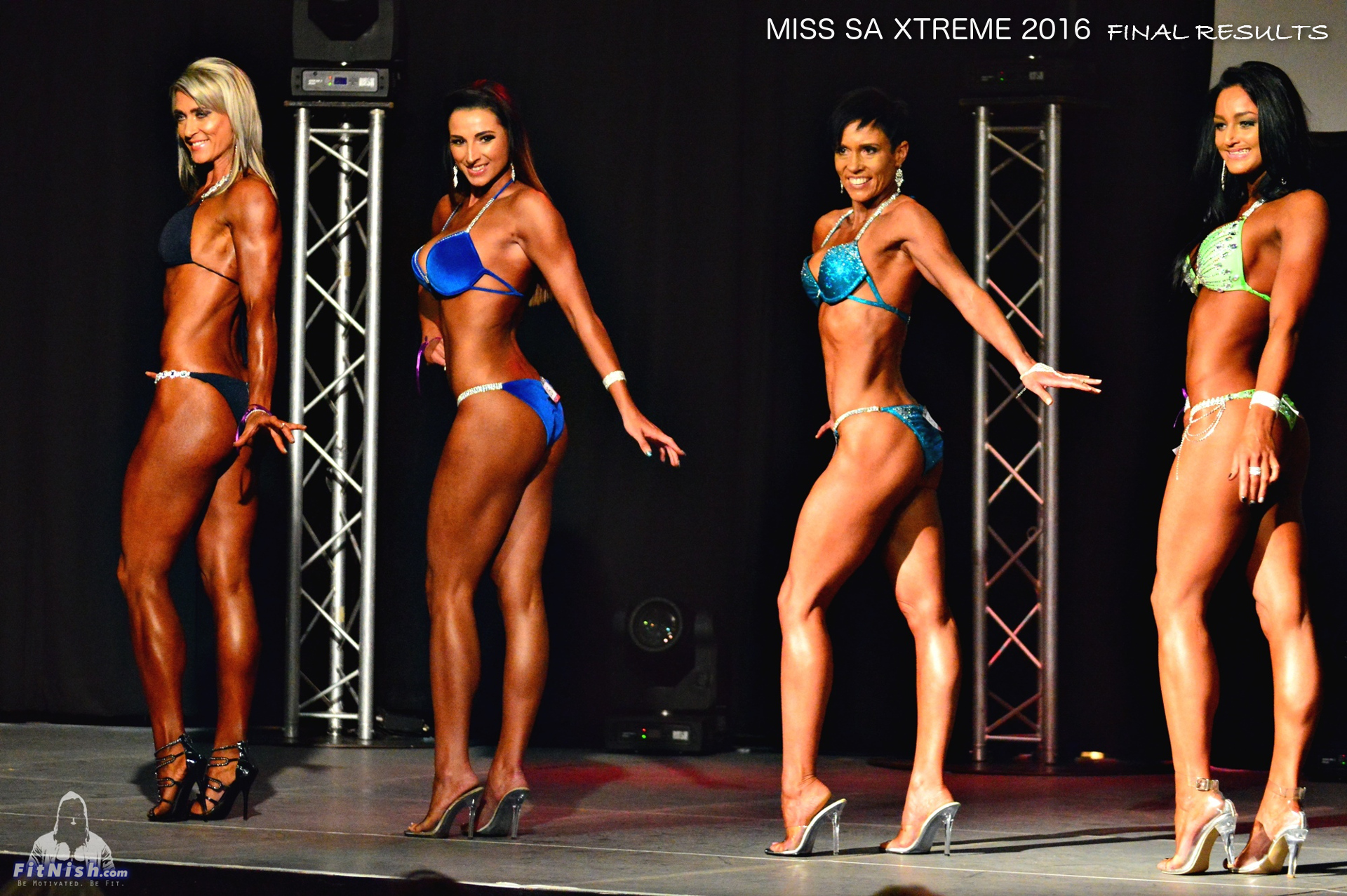 Miss SA Xtreme 2016 | Final Results