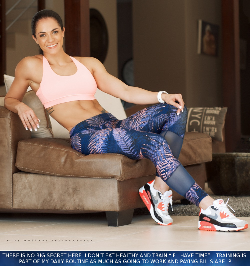 Fit Mother, Sonia Matos Shares Her Tips To Keeping Fit During And After Pregnancy!