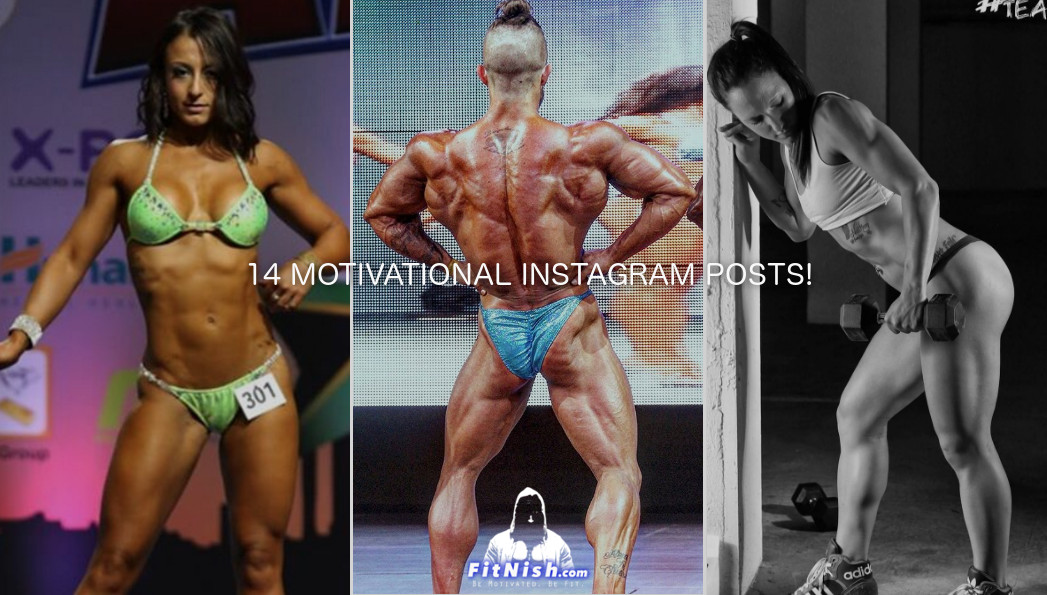 14 Motivation Instagram Posts From Around The Web!