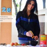 The Fit Five! 5 Tips For Minimising Your Cravings and Intake Of Sugary Foods