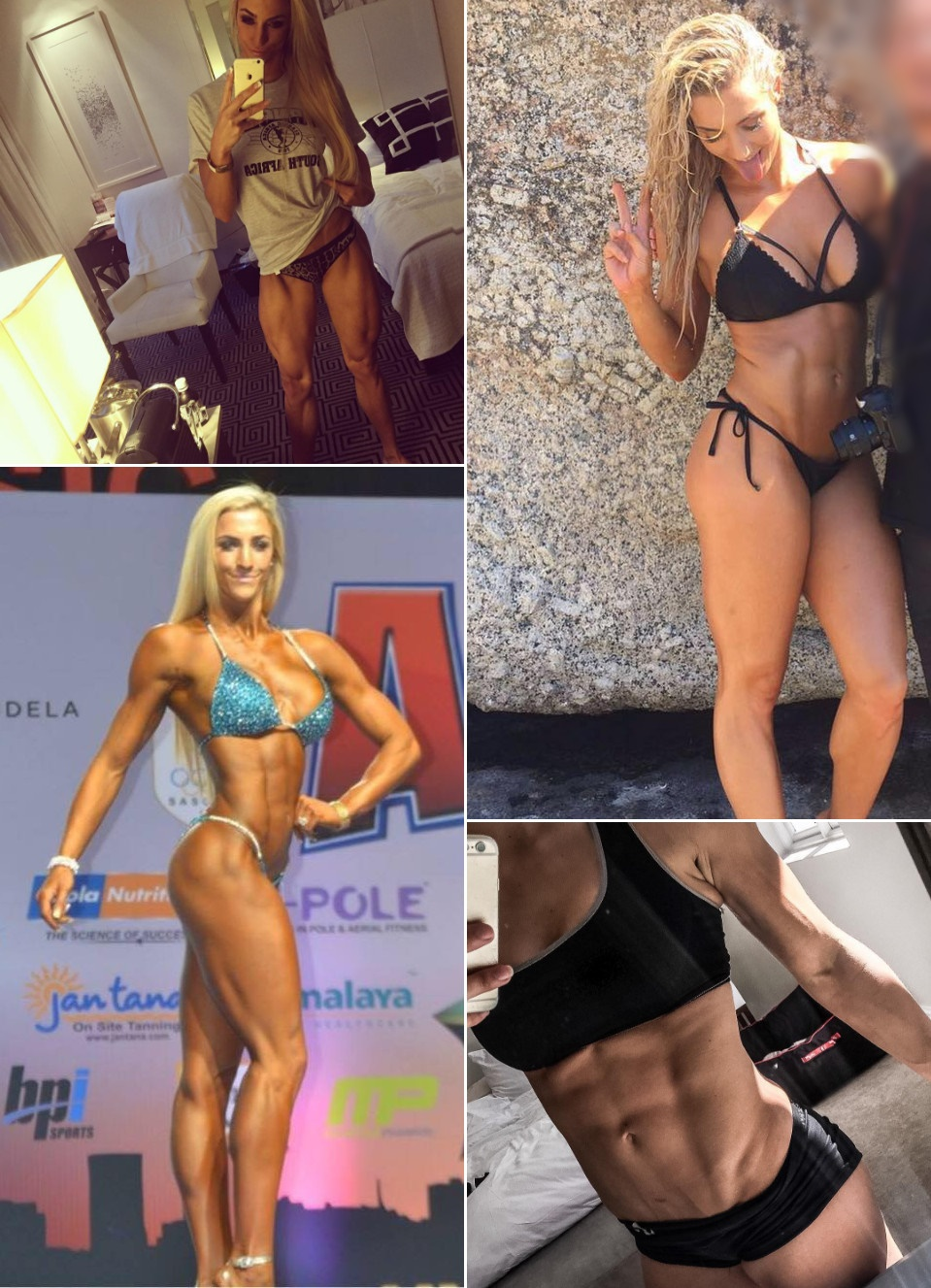 FitNish.com Interview With Fitness Bikini Athlete, Courtney Jayd Chapman