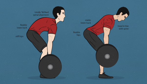 deadlift-technique-rounding-the-back-neutral-spine