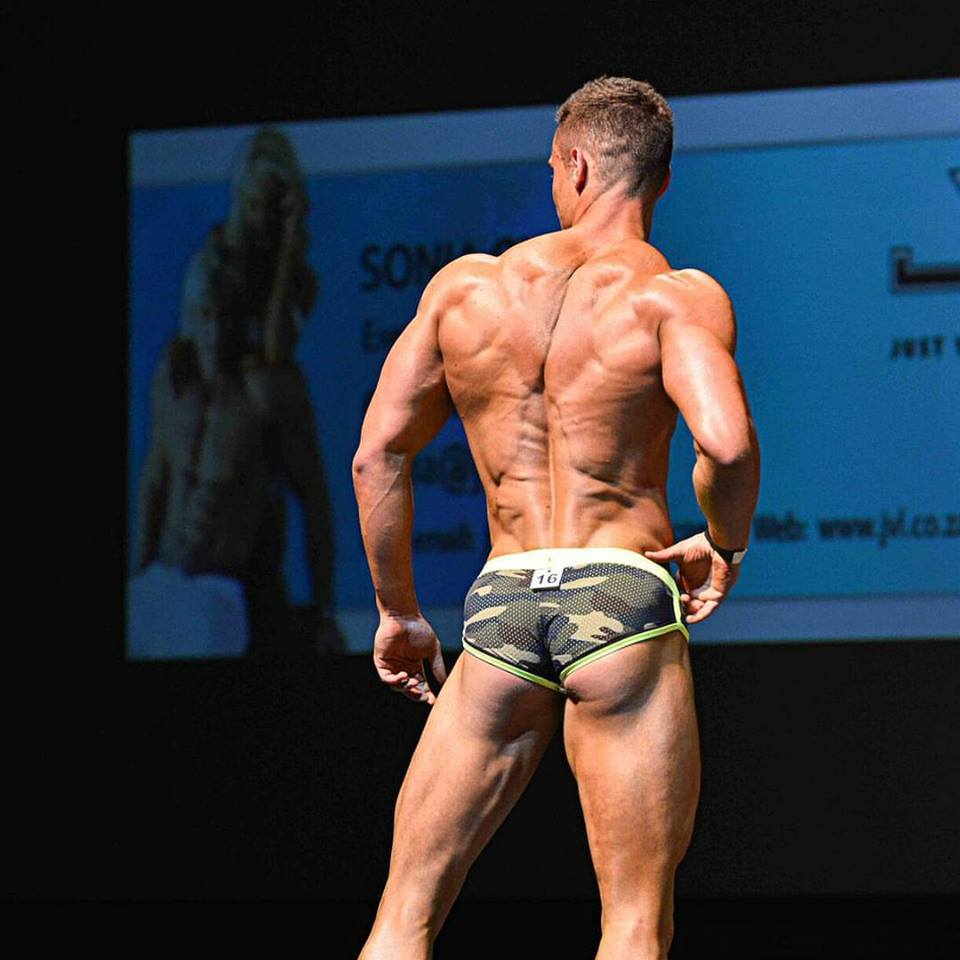 One On One With Fitness Model, Jason Mc Auliff