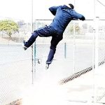 Be Free And Run Free! free running parkour