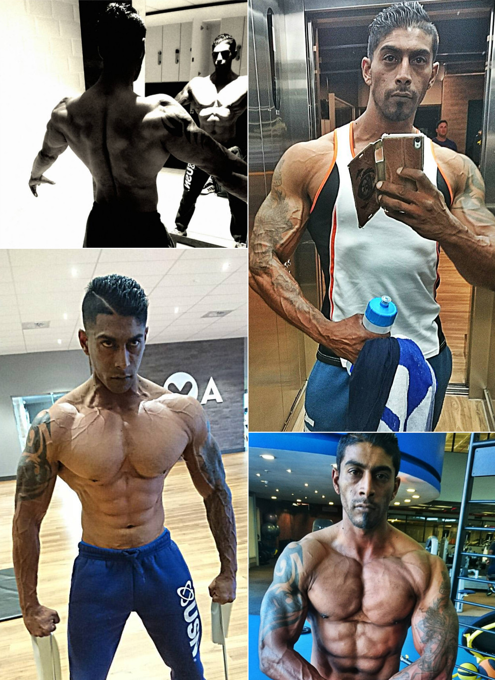 Fitnish.com interview With Men's Athletic Physique Athlete, Devonshire Pillay