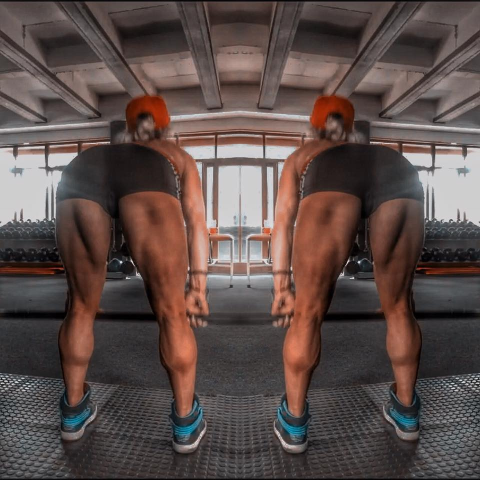 Leg Training And Tips With Tarryn Zelow