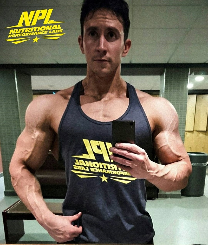 Chest And Shoulder Training With Jason Dunning