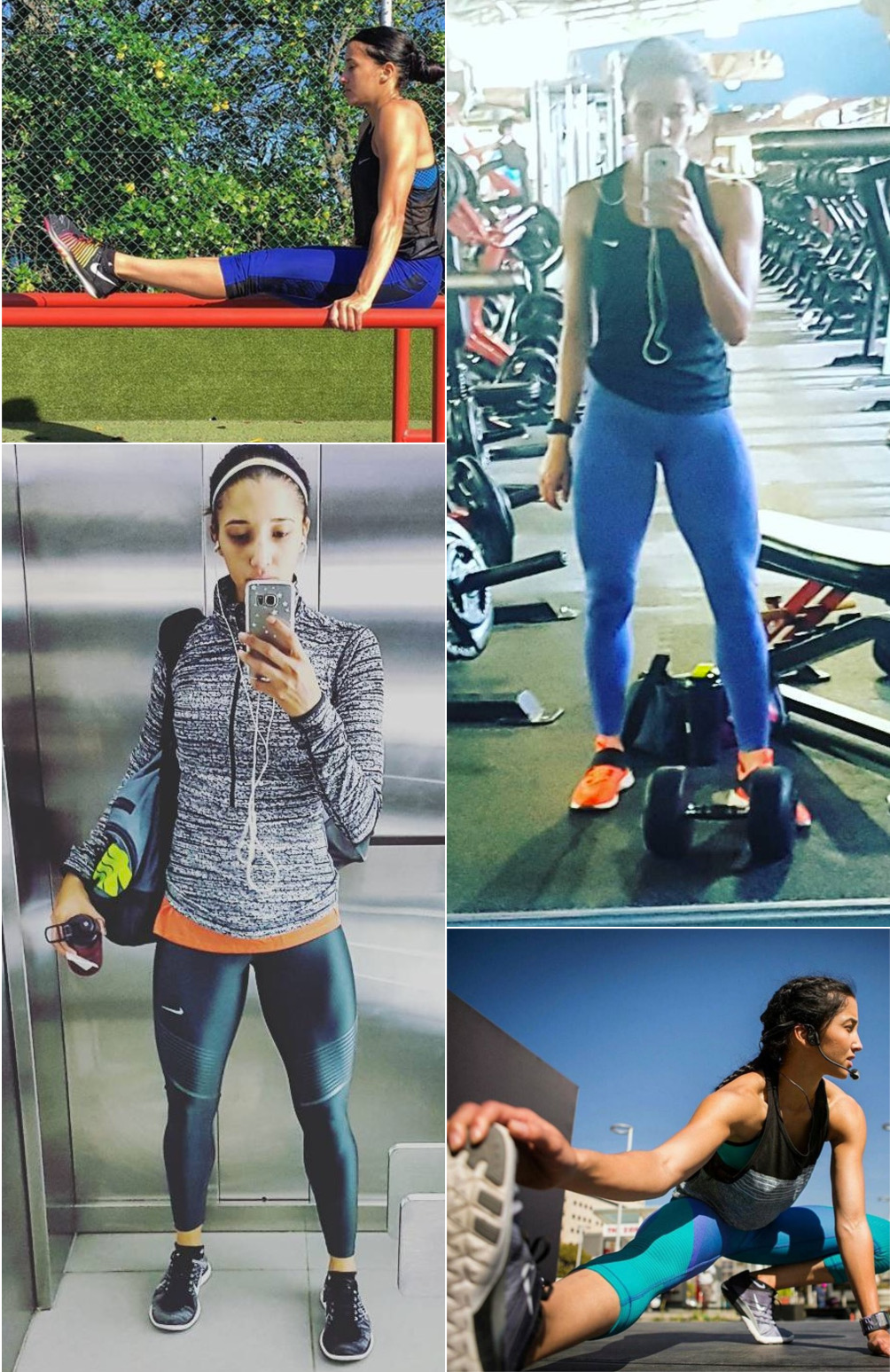 One On One With Professional And Nike Trainer, Zaakirah Khalek