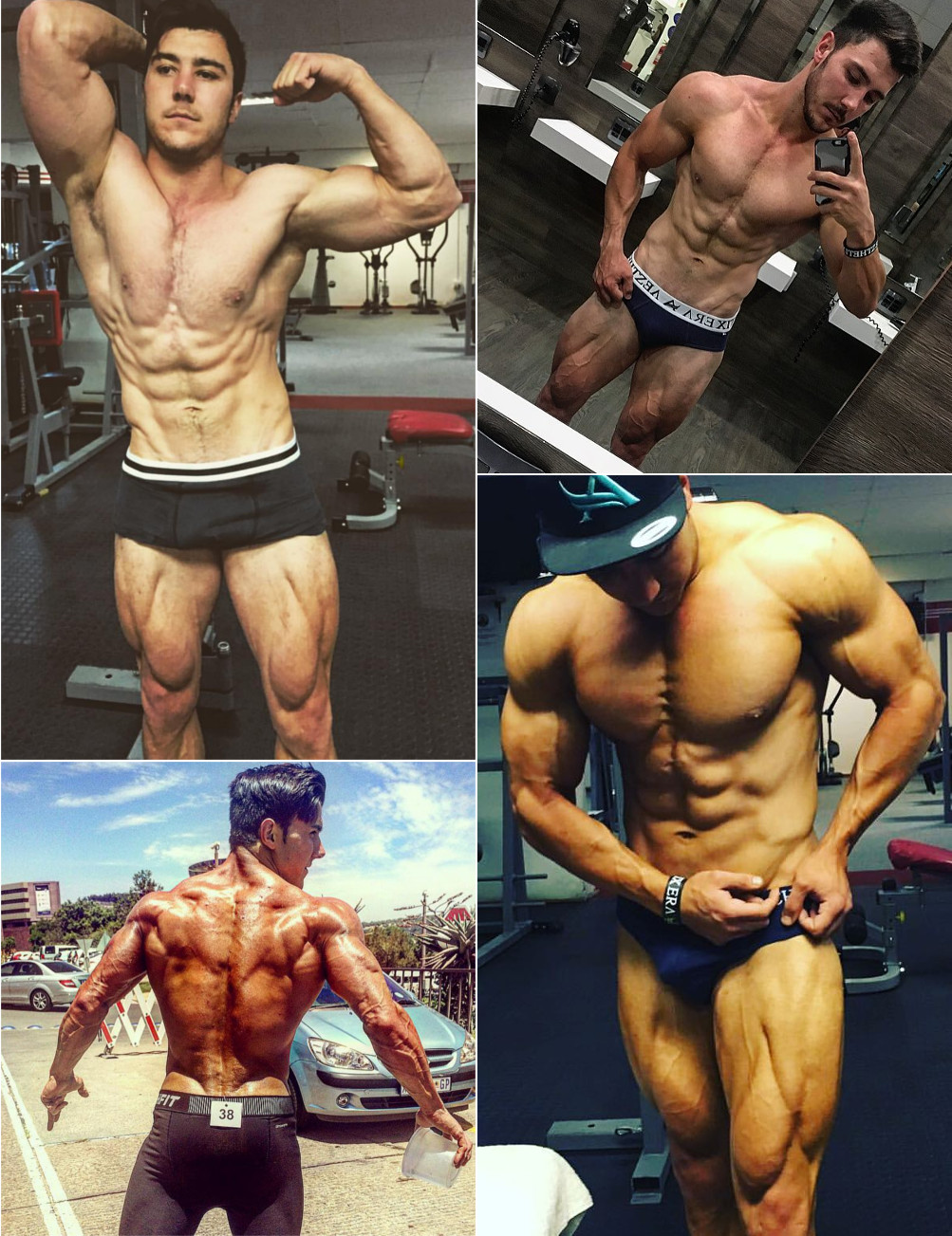Fitnish.com interview With WBFF Pro, Matthew Larkins