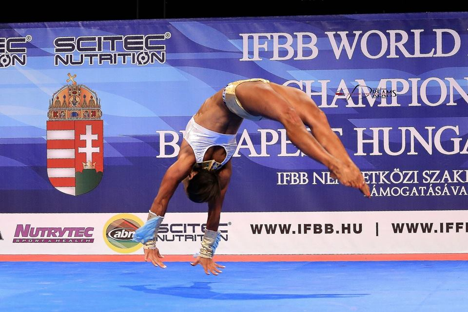 Fitnish.com Interview With Doctor, Ex Gymnast And Fitness Competitor, Camille Du Plessis