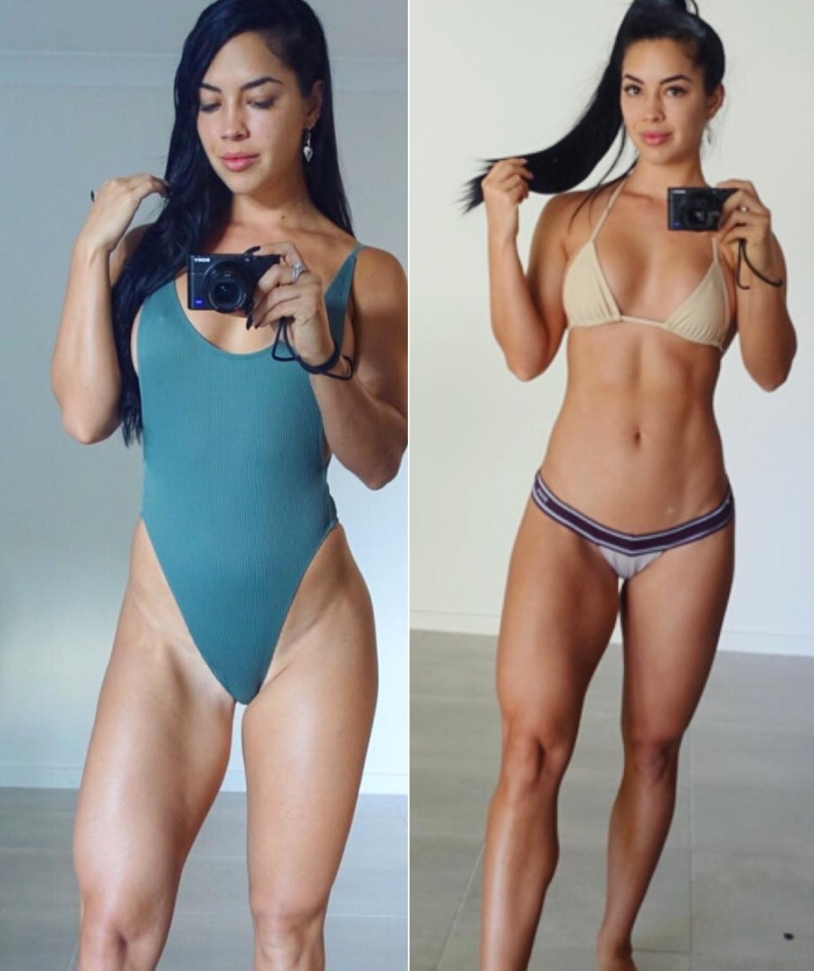 Rachel Dillon Wbff Pro Motivation | Training Clips And Pictures!