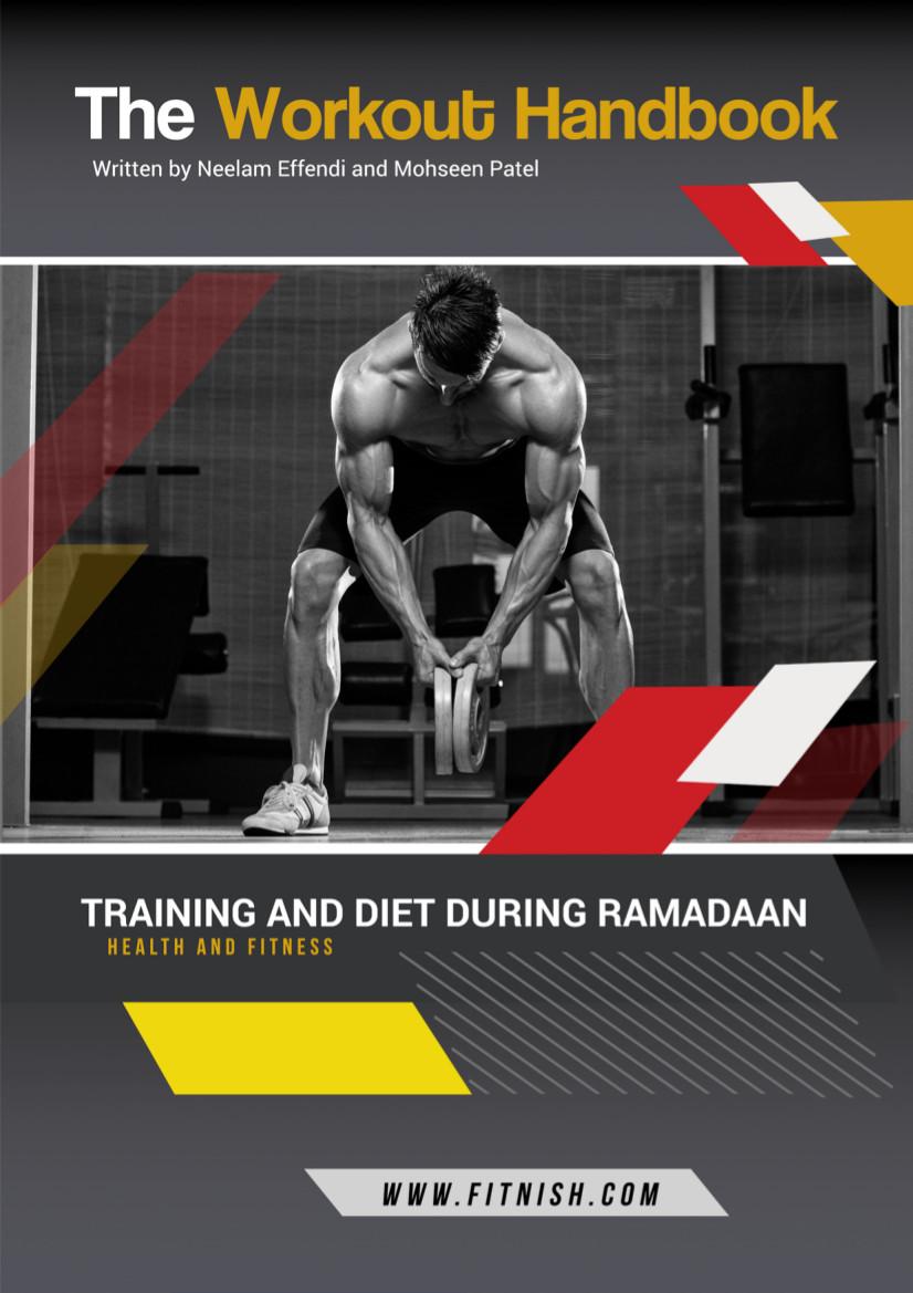 The Workout Handbook | Training And Diet During Ramadan