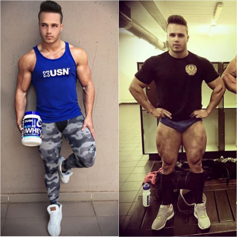 20 Motivational SA Fitness And Bodybuilding Guys You Should Be Following! 7th Edition