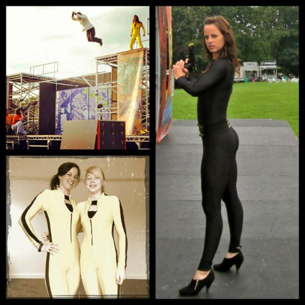 Guinness World Record Kicker And Martial Arts Expert Chlo 233