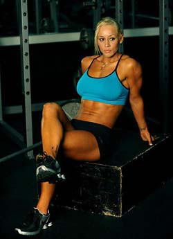 Women and Weight Training - Part 1 - Looking Good