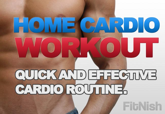 Quick and Effective Home Cardio Workout