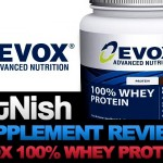 Evox 100% Whey Protein Review