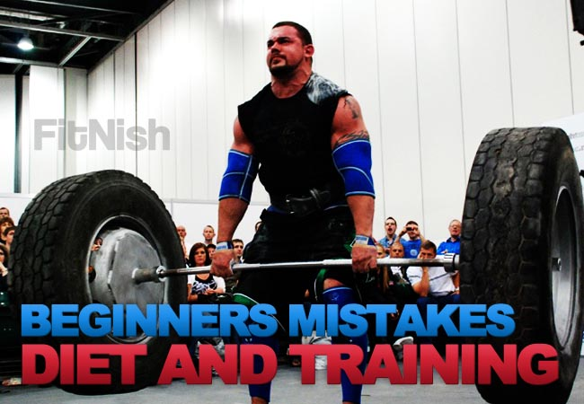 Avoiding Common Beginners Diet and Training Mistakes