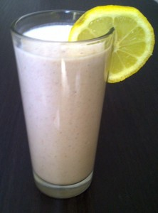 A Delicious & Nutritious Post Workout Smoothie