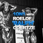 One on One With Ifbb Bodybuilder Roelof 'Ralph' Coertze