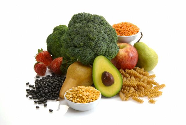 Eat more vegetables and fiber