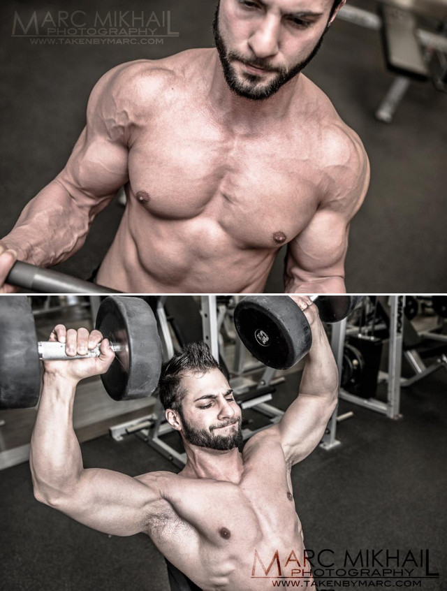 One on One With Canadian Bodybuilder & Chef, Ninos 'The Myth' Sarkis